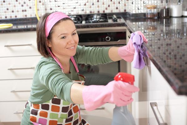 صورة كيف احافظ على نظافة المطبخ , طرق الحفاظ علي نظافة منزلك
