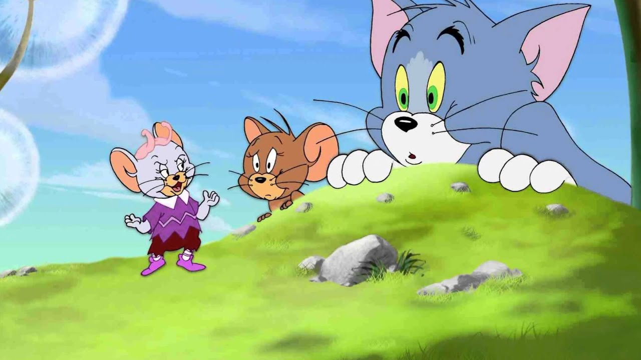 صورة صور توم و جيري , لقطات كوميديه لكرتون القط والفار