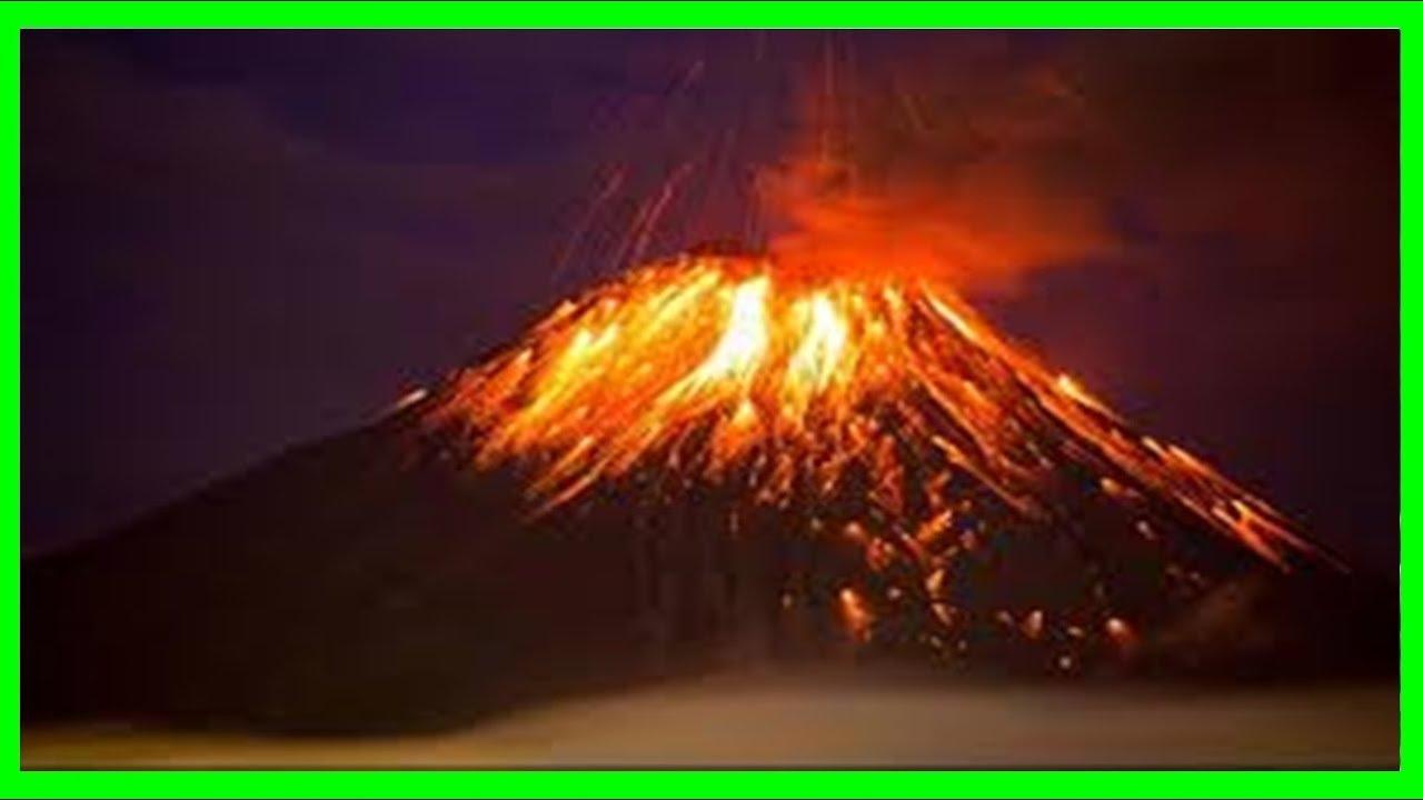صور تفسير حلم البركان. رؤية البركان في المنام