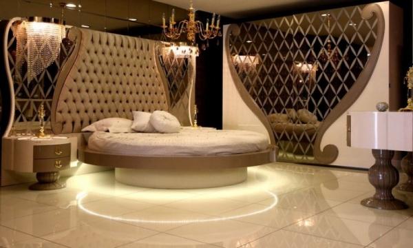 صورة صور غرف نوم للعرسان , ديكورات واشكال غرف النوم المختلفه للعروسين