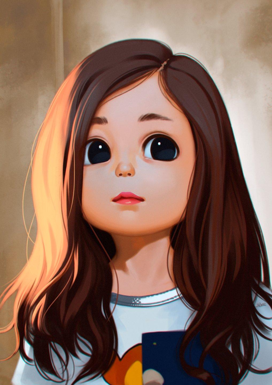 صورة اجمل بنات كرتون , اجدد واروع صور لاميرات الافلام الكرتونيه