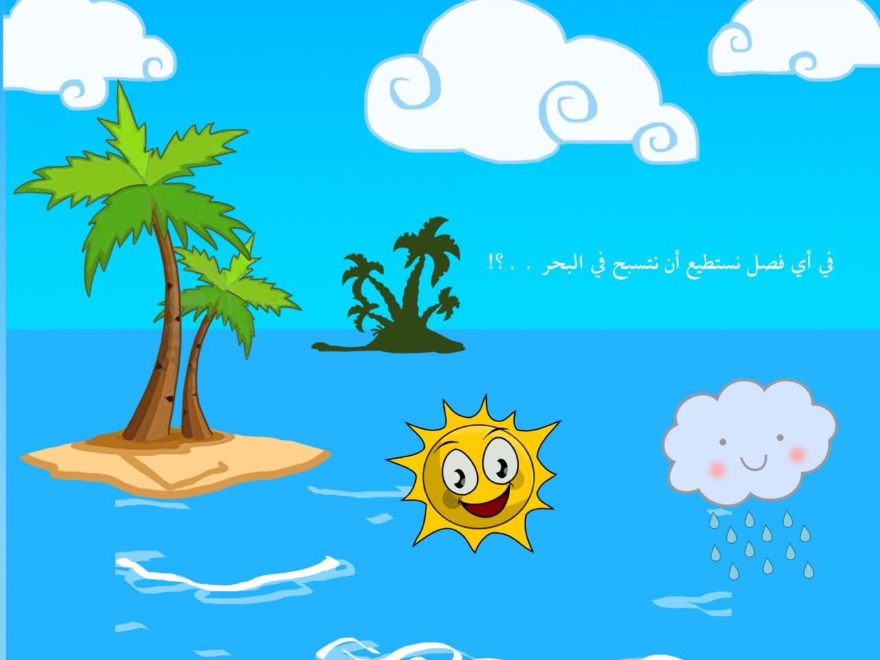 صورة تعبير عن الصيف , جمل للتعبير عن جمال جو الصيف