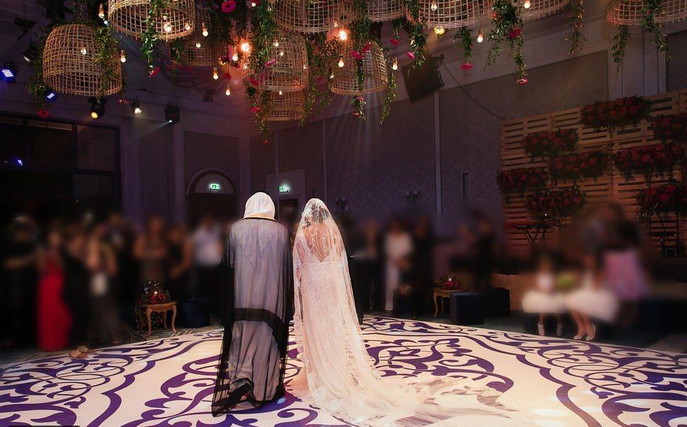 صورة كلمات زفة عروس , عبارات رائعه عن الزفه للعرسان