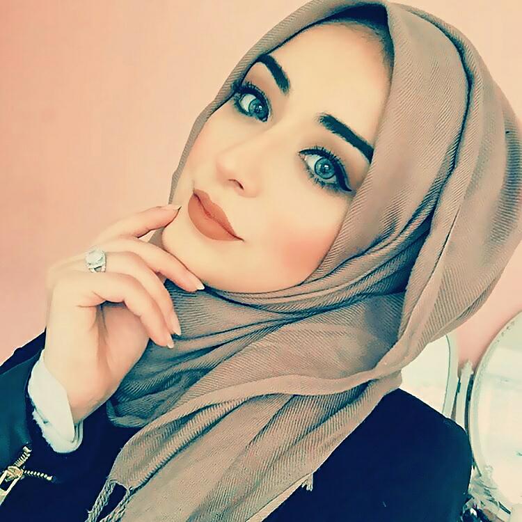 صورة احلى صور لبنات محجبات , طرق مختلفه لارتداء حجاب عصري وجذاب
