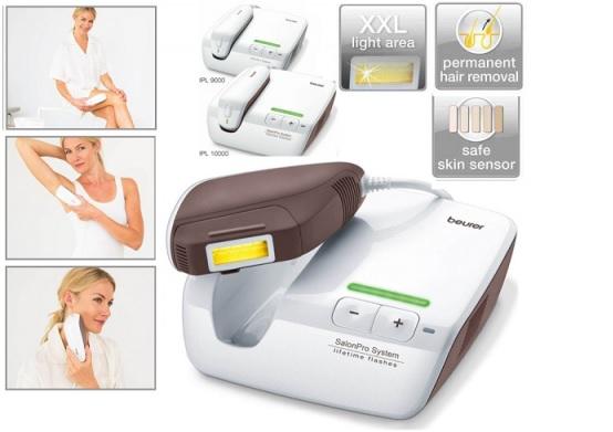 صور جهاز الليزر المنزلي beurer , استخدام جهاز الليزر بالمنزل