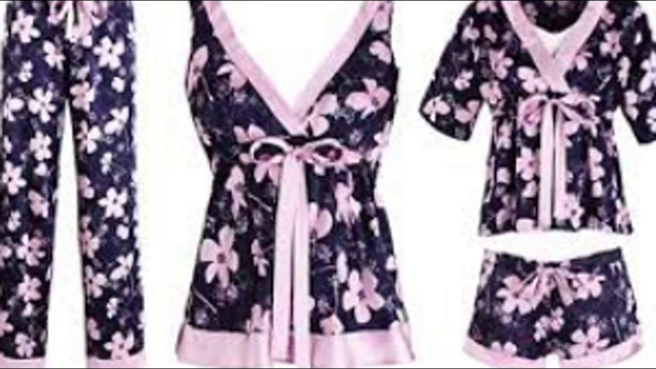 صورة بيجامات صيفية للخياطة , اجدد بيجامات وملابس الصيف
