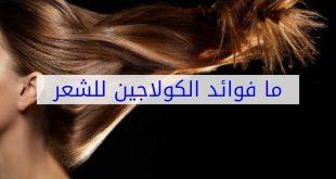 بالصور ماسك الكولاجين للشعر , وصفات قناع الكولاجين للحصول علي شعر ناعم 2472 2 310x165