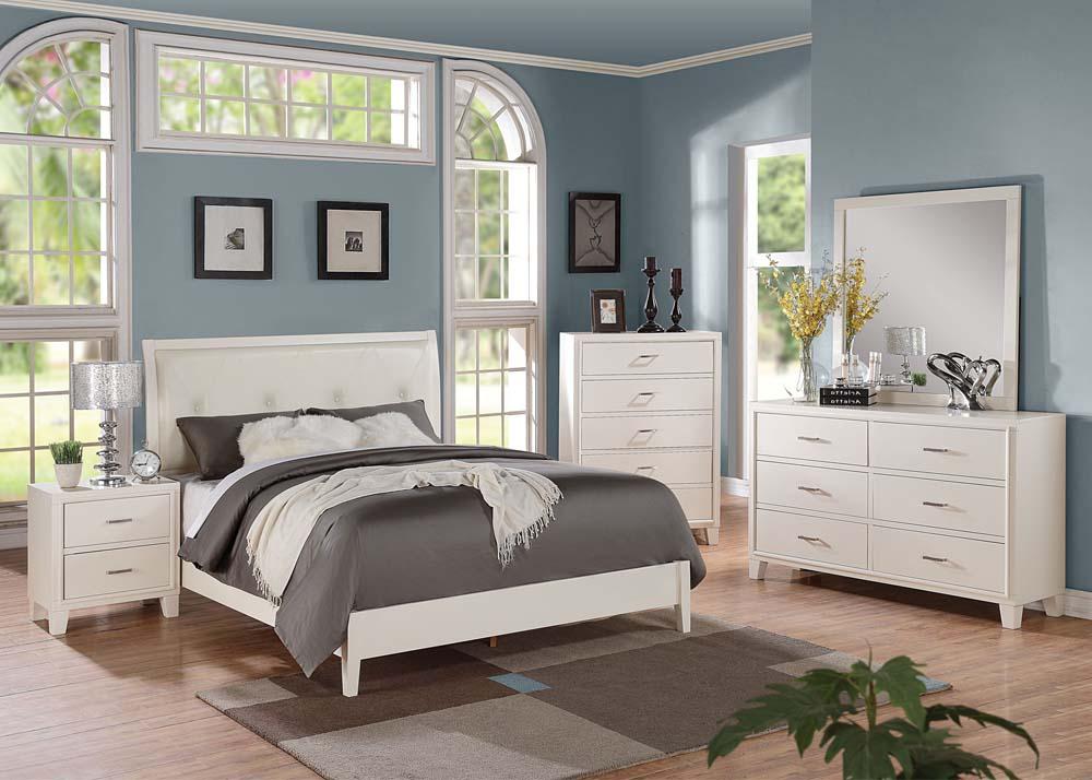 صورة حجر نوم مودرن 2019 , احدث تصميمات غرف النوم العصريه