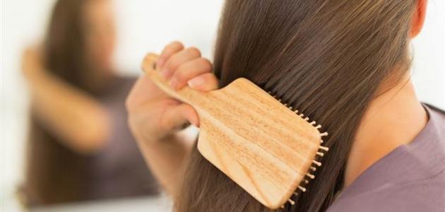 صورة فوائد تمشيط الشعر , احسن نصائح لفائدة تمشيط شعرك