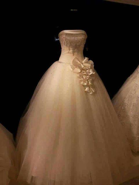 بالصور فساتين زفاف اوف وايت , اجمل صيحات فساتين الزفاف 2019 2713 3