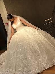 بالصور فساتين زفاف اوف وايت , اجمل صيحات فساتين الزفاف 2019 2713 6