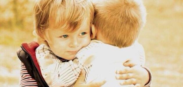 بالصور حكم عن الاخ , عبارات في حب الاخ هو السند 2823 7