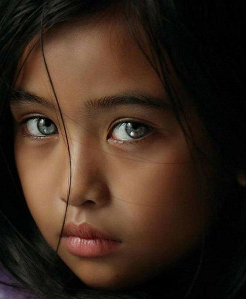 صور صور بنات سمراء جميله , ما احلهم البنات الذي يتمتعون بقدر من السمار
