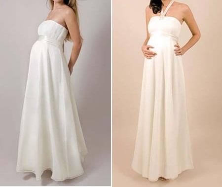 بالصور رسم فستان حوامل , صممي فستان للحامل بخطوات بسيطة وسلهة 2964 3