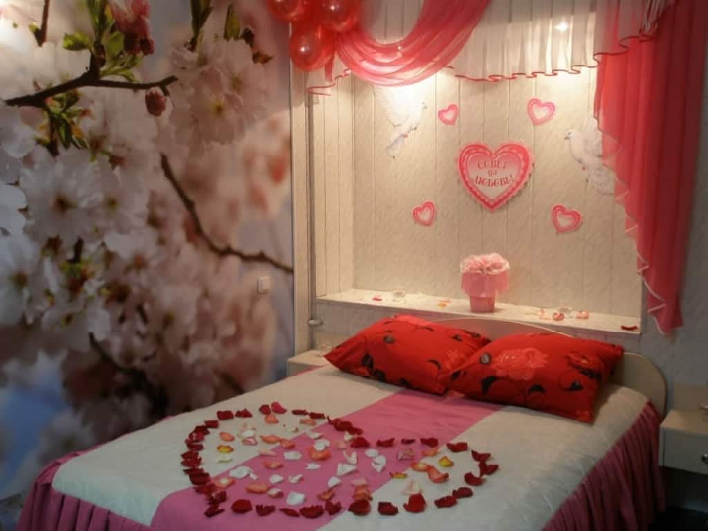 بالصور غرف نوم للعرسان رومانسية , عيش الرومانسية في غرفة نوم لك انت وهي 2967 8