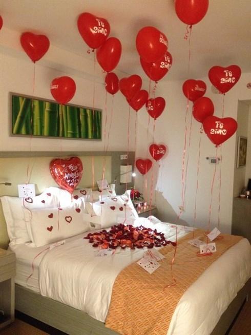 بالصور غرف نوم للعرسان رومانسية , عيش الرومانسية في غرفة نوم لك انت وهي 2967 9