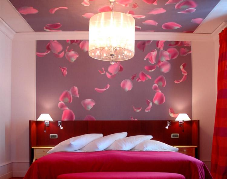 بالصور غرف نوم للعرسان رومانسية , عيش الرومانسية في غرفة نوم لك انت وهي 2967