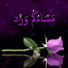 مساء القلوب النقية , مساء الورد والعسل علي القلوب الصافيه