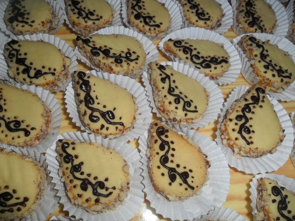 صورة حلويات صابلي جديدة , طريقة عمل حلويات الصابلي الجديدة