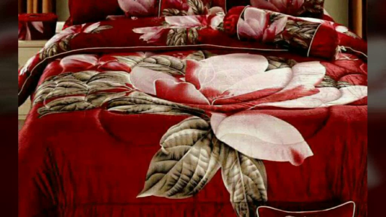 صورة مفارش غرفة نوم , حجرة النوم ومفروشاتها الرائعة