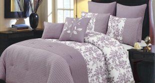 صور مفارش غرفة نوم , حجرة النوم ومفروشاتها الرائعة