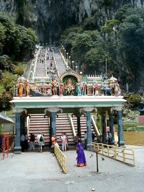 صورة افضل الاماكن السياحية في ماليزيا , اشهر اماكن التنزهه