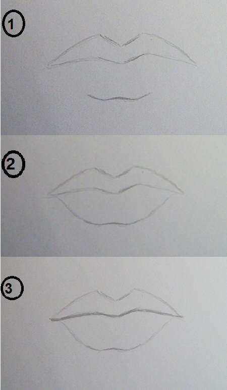 صورة كيفية رسم وجه انسان , طرق رسم الانسان