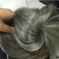 صورة كيف اصبغ شعري رمادي في البيت , العادات الجمالية