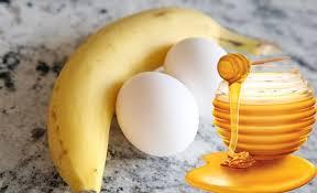 صورة خلطة الموز للشعر , فوائدة واستخدامة