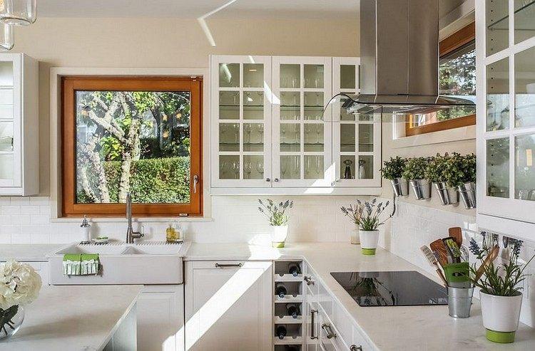 صور طرق تزيين المطبخ , افكار جديدة
