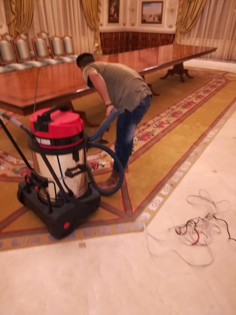 صورة شركة تنظيف بالبخار فى جدة , تعرف كيفية التنظيف بالبخار
