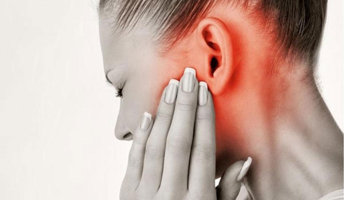 صورة اعراض التهاب الاذن الوسطي , اعراض توضح لك انك تعانى من التهاب الاذن الوسطى