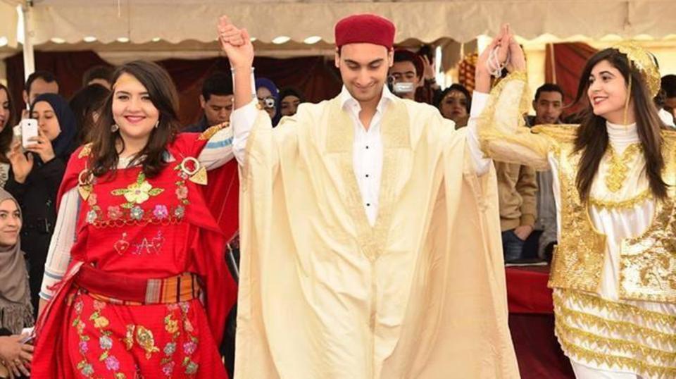 بالصور لباس تقليدي تونسي للرجال , ملابس تونيسيه جديده للرجال 1969 14