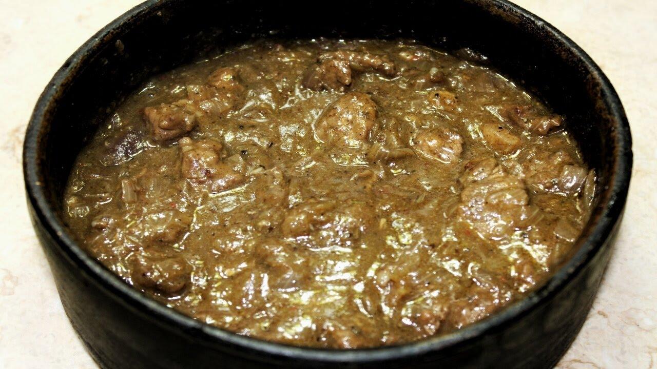 صورة طريقة عمل لحمة بالبصل , اشهى واطعم طبق لحمه بالبصل