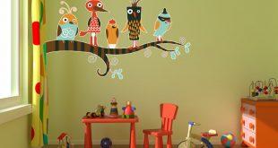 رسومات غرف اطفال اولاد , اختيارات لاشكال ورسومات لغرف الاطفال