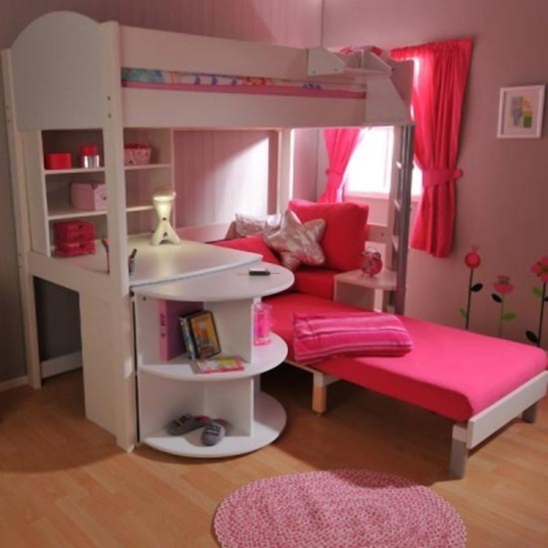 بالصور صور غرف نوم للصبايا , اجدد الغرف العصريه للبنات 2119 4