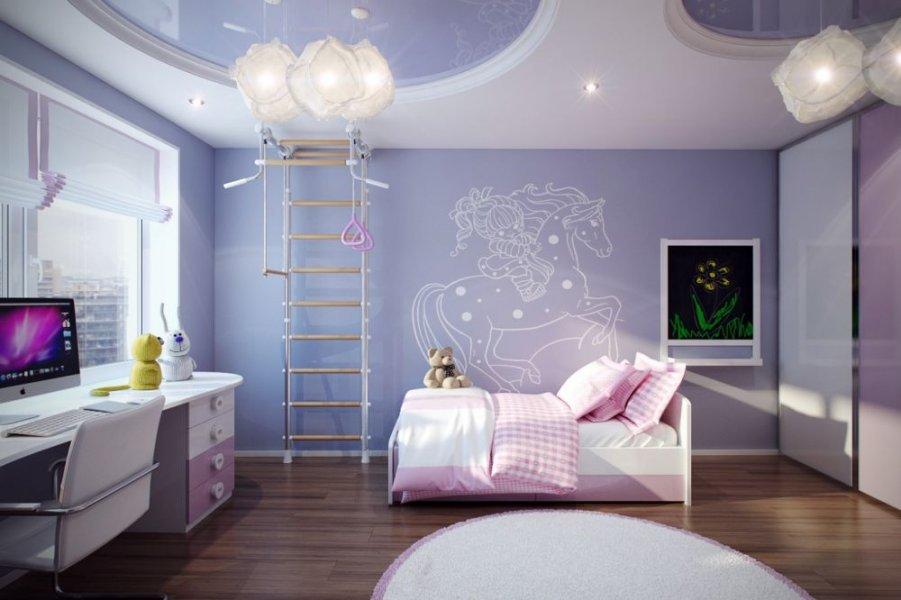 بالصور صور غرف نوم للصبايا , اجدد الغرف العصريه للبنات 2119 8