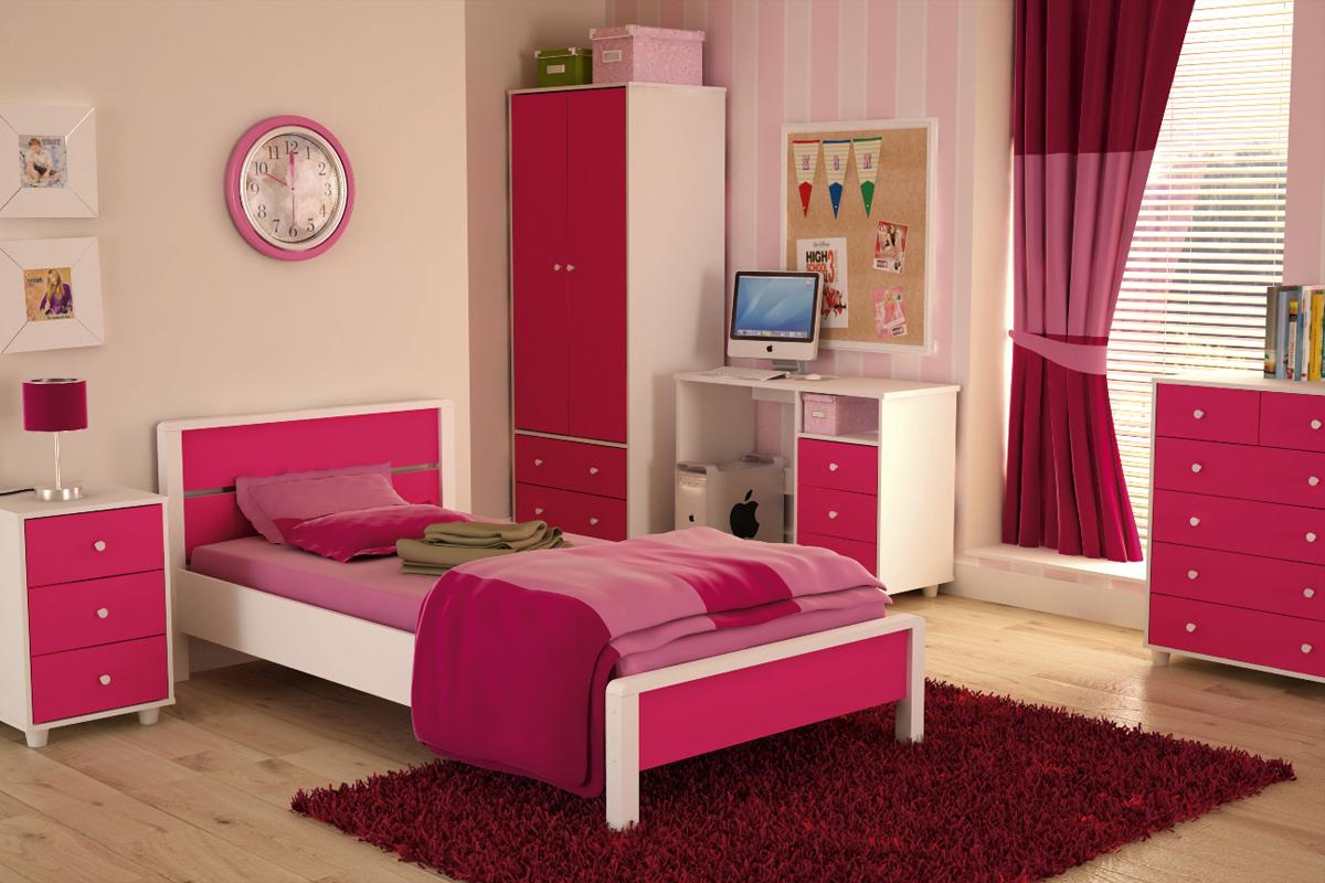 صور صور غرف نوم للصبايا , اجدد الغرف العصريه للبنات