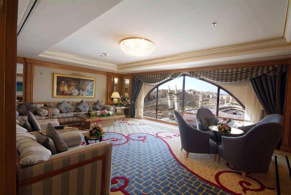صورة افضل فندق مطل على الكعبة , اروع المناظر الطبيعيه ومكه وجمالها