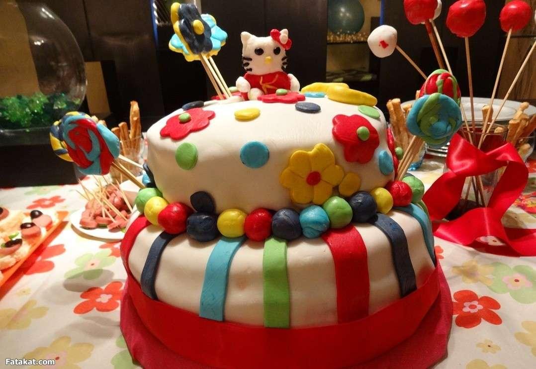 بالصور حلويات عيد ميلاد اطفال , اعياد ميلاد للاطفال وما الحلويات 2190 12