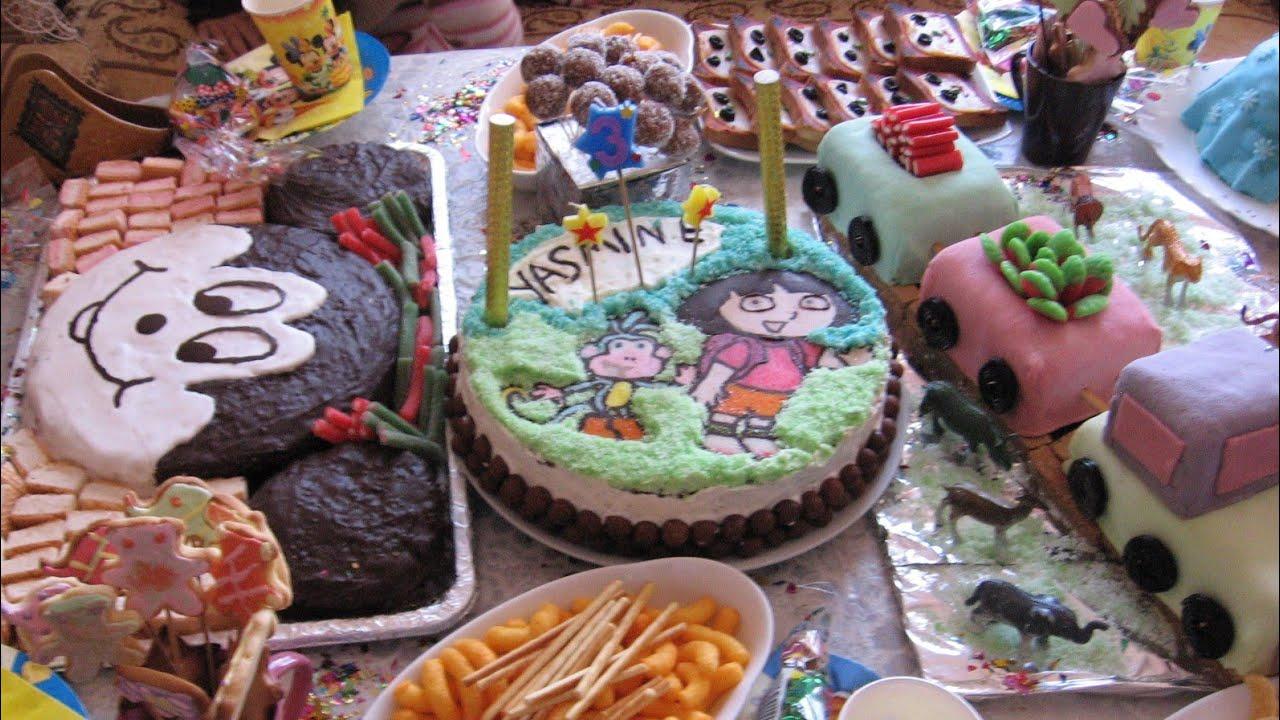 بالصور حلويات عيد ميلاد اطفال , اعياد ميلاد للاطفال وما الحلويات 2190 6