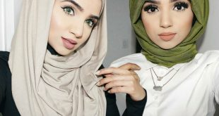 صور احدث طرق لف الحجاب , لفه طرح جنان ومختلفه وشبابيه
