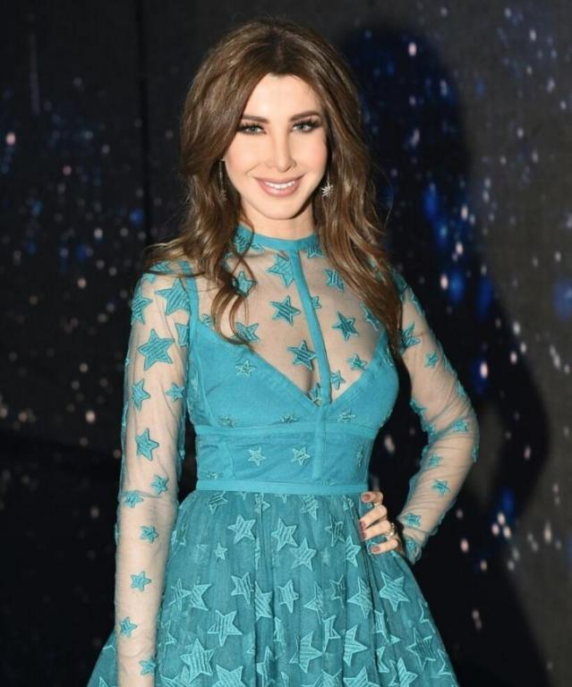 صورة ملابس نانسي عجرم , ارق الفنانات فى اختيار ملابسهم