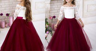 ملابس سهرة للبنات , السهرات وافضل الاختيارات لملابس جميله