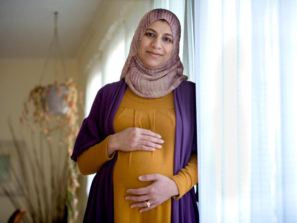 بالصور اذا حلمت اني حامل , ما تفسير الحمل فى المنام 2288 2