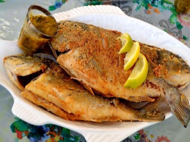صور طريقة عمل الدنيس , اشهى نوع سمك وطبخه باحترافيه