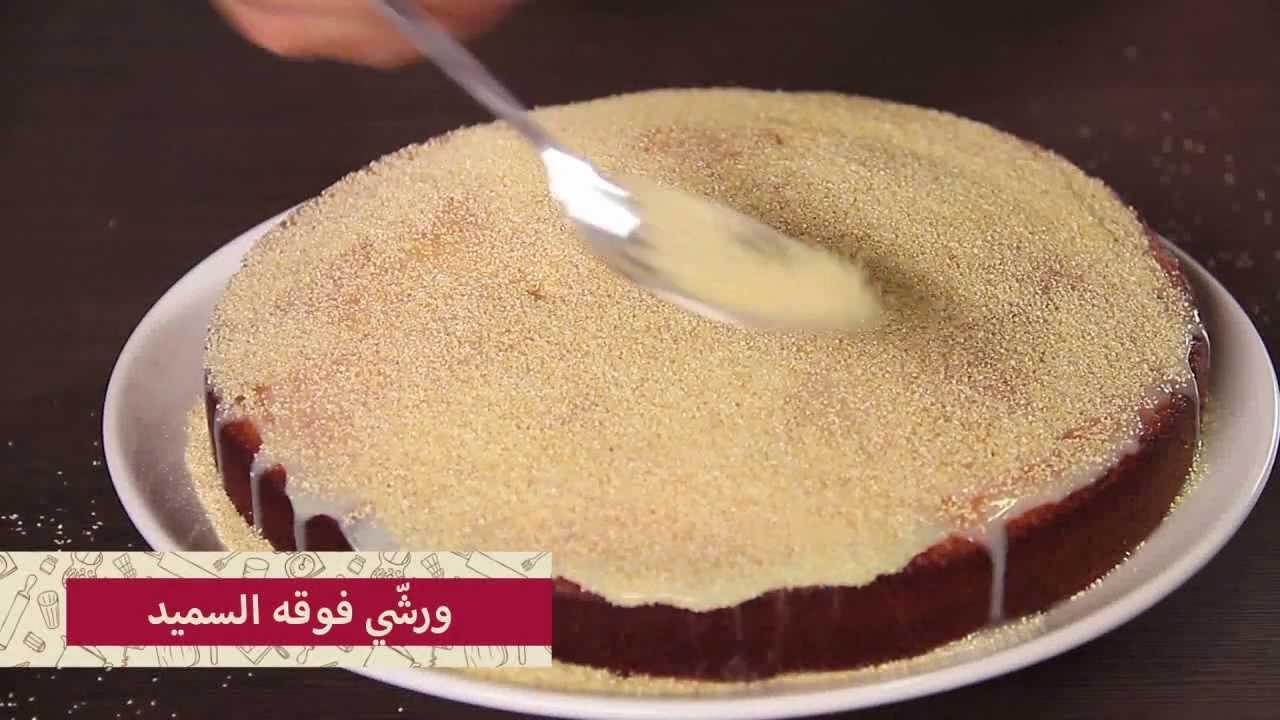 صورة طريقة كيكة الرمل , الكيكه السحريه بمكونات بسيطه