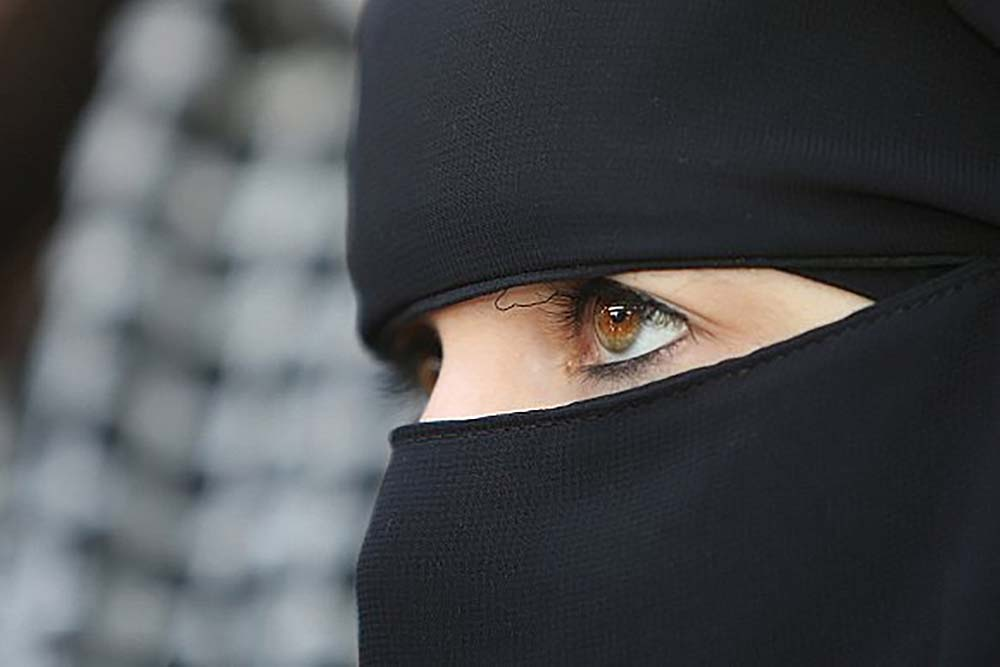بالصور اجمل عيون بالنقاب , جمال العيون وابرازها من النقاب 2376 1