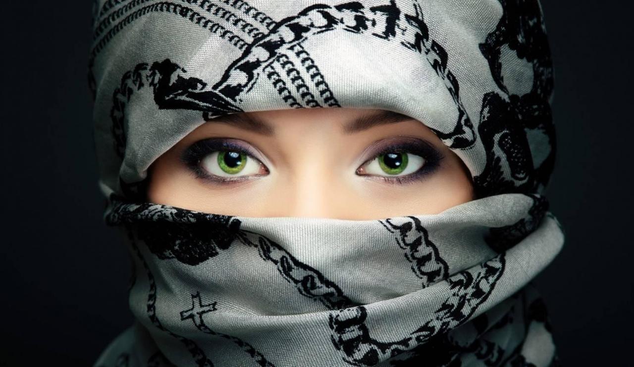بالصور اجمل عيون بالنقاب , جمال العيون وابرازها من النقاب 2376 13