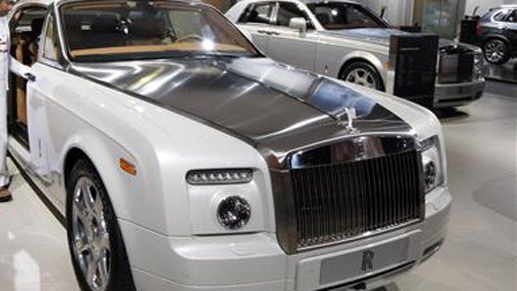 صورة شراء سيارة من الامارات , افخم السيارات من الامارات